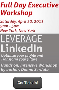 Leverage LinkedIn Workshop